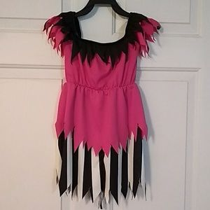 Rubies small pink pirate costume